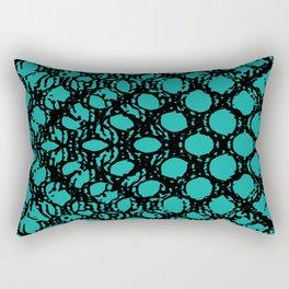 Circle Mesh Rectangular Pillow