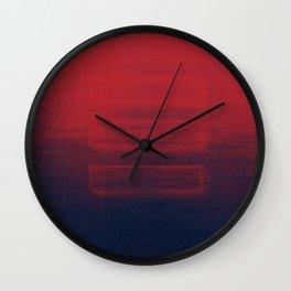 MMXVI / III Wall Clock