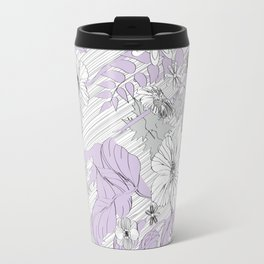 Sketch Garden III Travel Mug