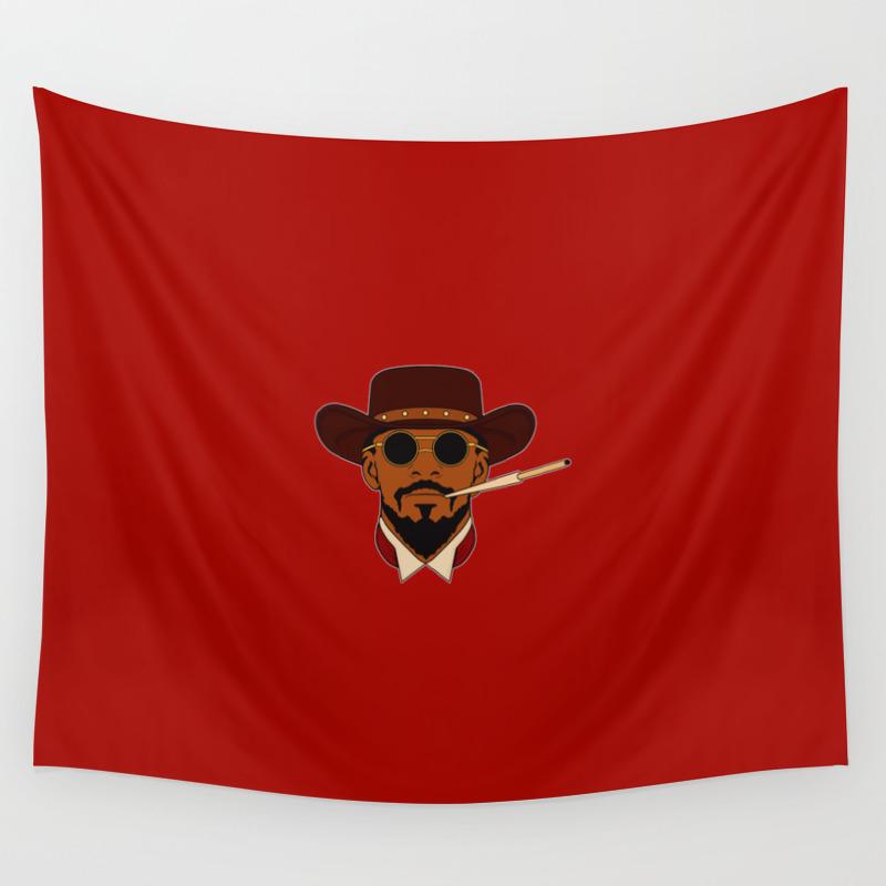 Django Wall Hanging by Woahjonny TPS6393038