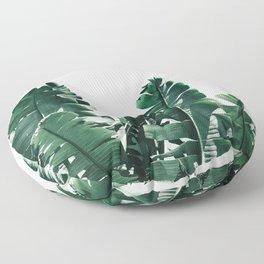 Jungle palms II Floor Pillow