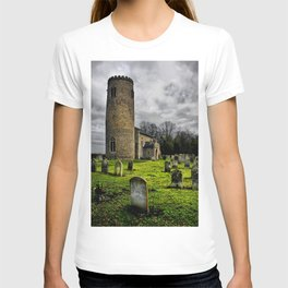 Gothic. Bulging, St John the Baptist. T-shirt