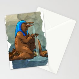 Sobek Stationery Cards