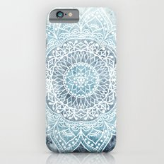 DEEP BLUE MANDALA iPhone 6s Slim Case
