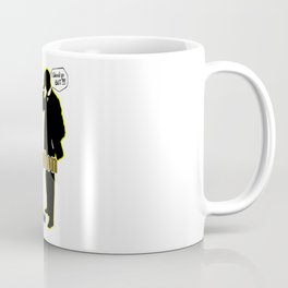You Are No Exception -- Join Now Coffee Mug
