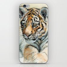 Tiger Cub 865 iPhone & iPod Skin