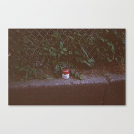 Forgotten Campbell's Canvas Print