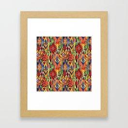 Jazzy Framed Art Print