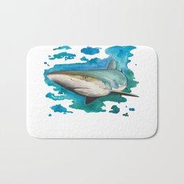Dusky Shark Bath Mat