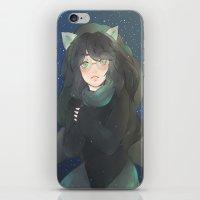 homestuck iPhone & iPod Skins featuring Jade Harley  by Hann-desu