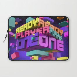 Ready Player One Laptop Sleeve