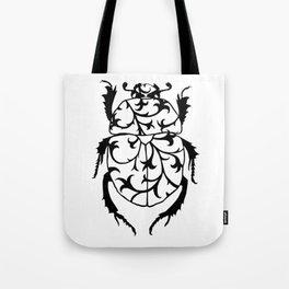 Beetle pattern Tote Bag