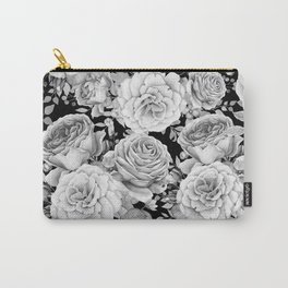 ROSES ON DARK BACKGROUND Carry-All Pouch