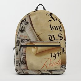 1946 Resolution Backpack