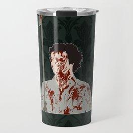 The Hounds of Baskerville - Sherlock Holmes Travel Mug