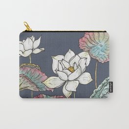Lotus Symphony Carry-All Pouch