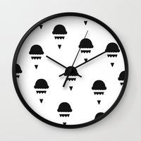 icecream Wall Clocks featuring Icecream by ArtCream