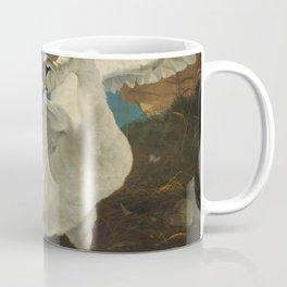Threatened Swan Jan Asselijn 1650 Coffee Mug