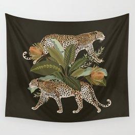 Risette Cheetah Wall Tapestry
