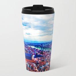 Overlooking Heidelberg Travel Mug