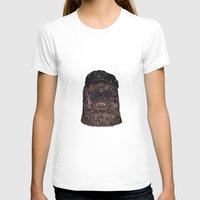 che T-shirts featuring che bacca by Heymikel