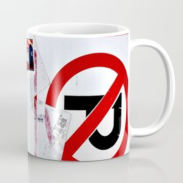 No Parking Coffee Mug