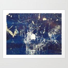 Urban Abstract 1 Art Print