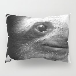Astronaut Sloth Pillow Sham