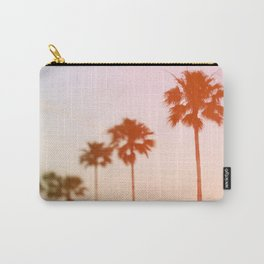 Summer Palms Carry-All Pouch