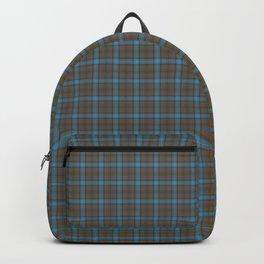 Hanna Tartan Plaid Backpack