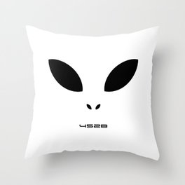 Kepler-452b T-Shirt and Accessories Throw Pillow