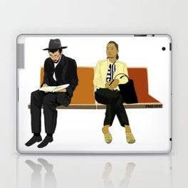 Subway Riders Laptop & iPad Skin
