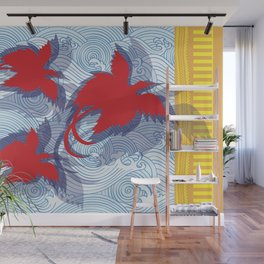 Voli Wall Mural