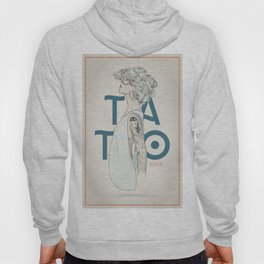 TATTOO CHICK Hoody