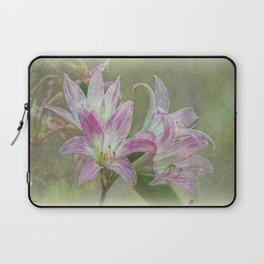 Belladonna Lily Laptop Sleeve