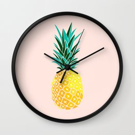 Finapple Wall Clock