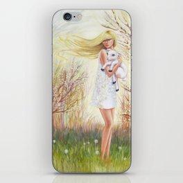 Field of Peace iPhone Skin