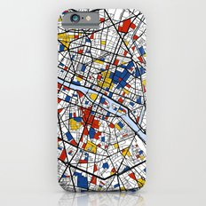 Paris Mondrian Slim Case iPhone 6
