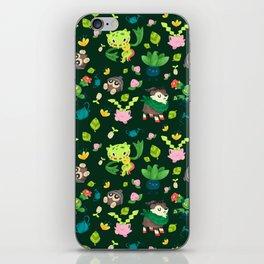 Razor Leaf iPhone Skin