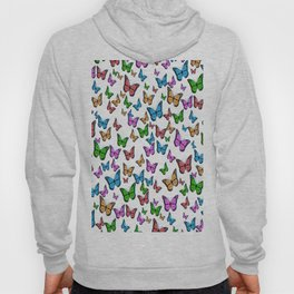 Rainbow Butteflies Hoody