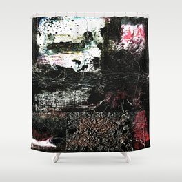Encounters 32h by Kathy Morton Stanion Shower Curtain