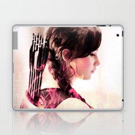 katniss ; if he wants me broken Laptop & iPad Skin