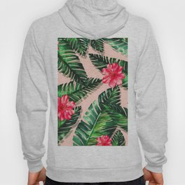 Aroma Hibiscus of Greek islands Hoody