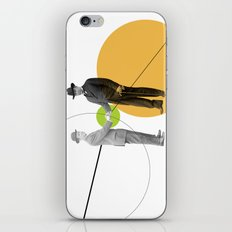 The Language of the Deal iPhone & iPod Skin