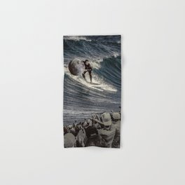 Steal the moon Hand & Bath Towel