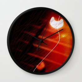 The Scurrying Wall Clock