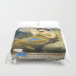 Sisters of Mercy Duvet Cover