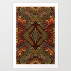 Fall Anthem Art Print