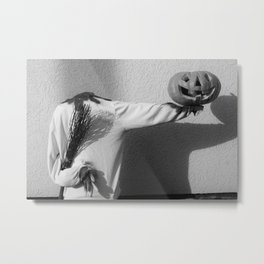Happy Halloween Metal Print