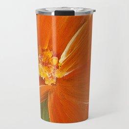 fleur d'oranger Travel Mug